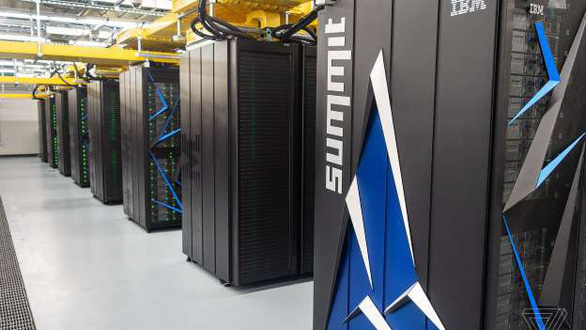 Mỹ có hai siêu máy tính nhanh nhất thế giới - Ảnh 1.
