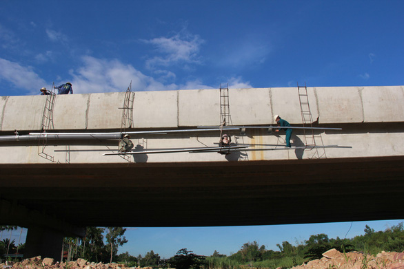Khởi tố vụ án đánh ghen kỹ sư tố sai phạm cao tốc Đà Nẵng - Quảng Ngãi - Ảnh 1.