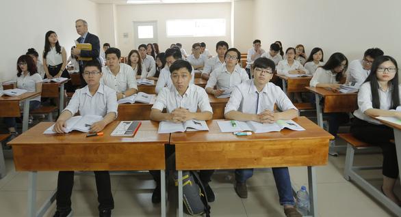 Chương trình tiếng Anh cao đẳng mới: nhà trường, sinh viên đều kêu khó - Ảnh 1.