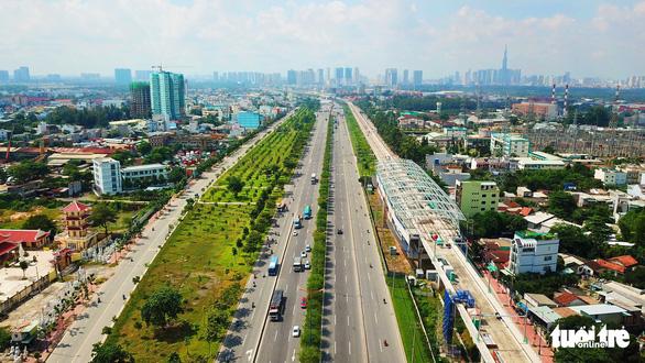 TP.HCM tìm giải pháp xây dựng khu Đông thành đô thị sáng tạo - Ảnh 1.