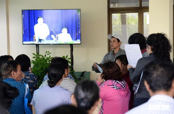 Chủ tịch TP.HCM tiếp dân Thủ Thiêm: Sửa sai, xử lý trách nhiệm - Ảnh 9.