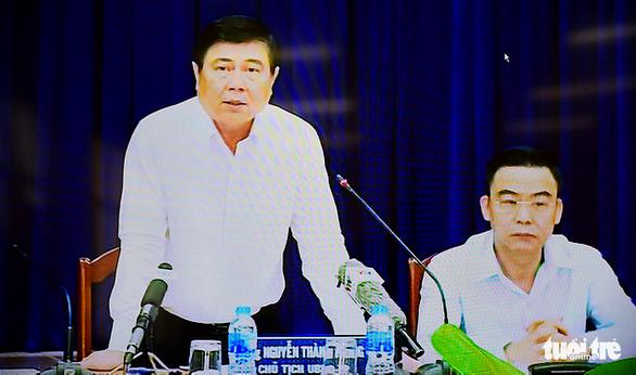 Chủ tịch TP.HCM tiếp dân Thủ Thiêm: Sửa sai, xử lý trách nhiệm - Ảnh 11.