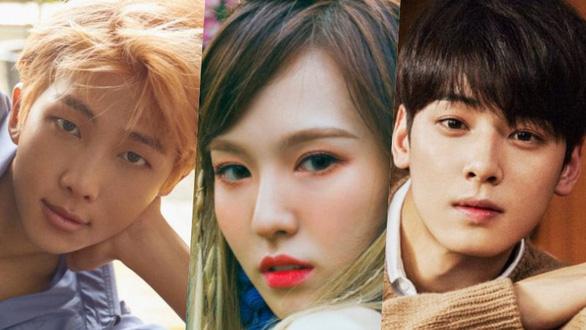 10 thần tượng thông minh nhất của làng K-pop - Ảnh 1.