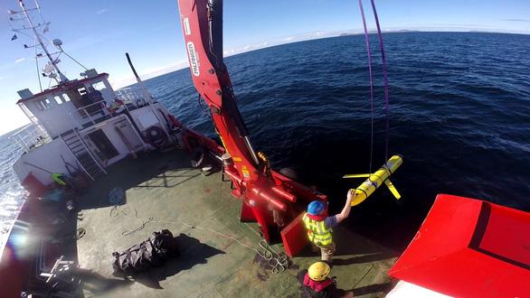 Trung Quốc thưởng cho ai tìm được thiết bị gián điệp dưới biển - Ảnh 1.