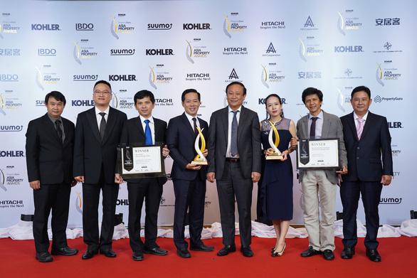 Kiến Á chiến thắng tại Asia Property Awards 2018 - Ảnh 1.