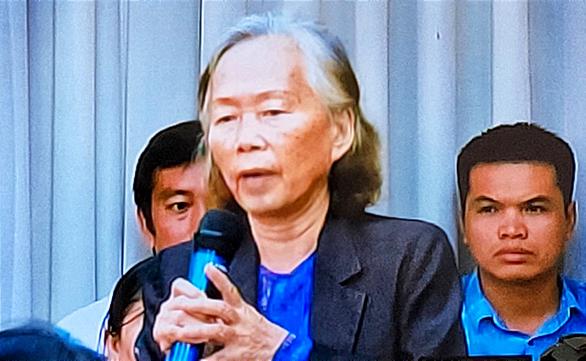 Chủ tịch TP.HCM tiếp dân Thủ Thiêm: Sửa sai, xử lý trách nhiệm - Ảnh 6.
