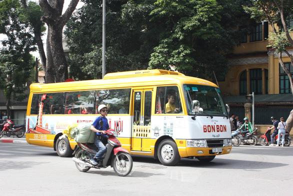 Buýt du lịch Hà Nội: tư nhân hồ hởi mở thêm - Ảnh 1.