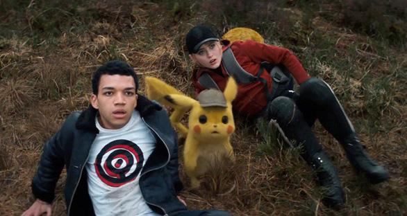 Phát sốt vì Thám tử Pikachu trong PokeMon: Detective Pikachu - Ảnh 3.