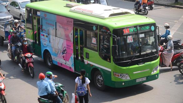 Nhiều vấn đề chưa được làm rõ trong việc trợ giá xe buýt - Ảnh 1.