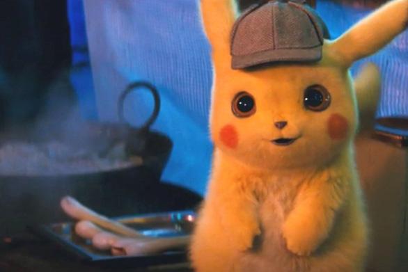 Phát sốt vì Thám tử Pikachu trong PokeMon: Detective Pikachu - Ảnh 1.