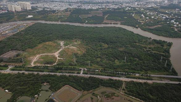 Đề nghị truy tố ông Tất Thành Cang và 9 bị can vụ sai phạm 32ha đất ở Phước Kiển - Ảnh 1.