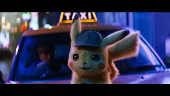 Phát sốt vì Thám tử Pikachu trong PokeMon: Detective Pikachu - Ảnh 4.