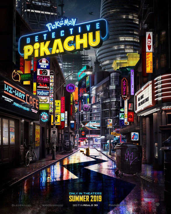 Phát sốt vì Thám tử Pikachu trong PokeMon: Detective Pikachu - Ảnh 5.