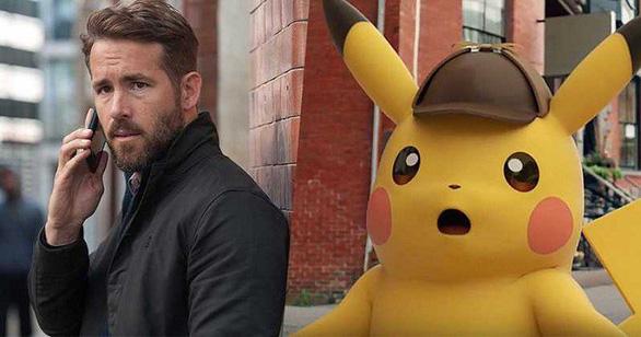Phát sốt vì Thám tử Pikachu trong PokeMon: Detective Pikachu - Ảnh 6.