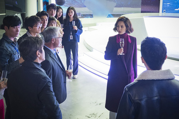 Phim 19+ của Kim Nam Joo cắt hết cảnh nóng lên sóng HTV2 - Ảnh 3.