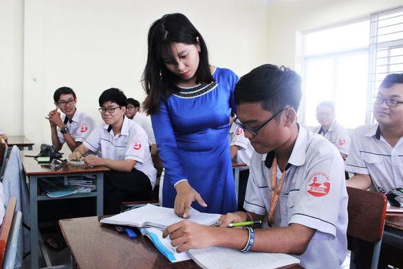 Cô giáo bách khoa toàn thư Văn Trịnh Quỳnh An - Ảnh 3.