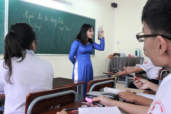 Cô giáo bách khoa toàn thư Văn Trịnh Quỳnh An - Ảnh 4.