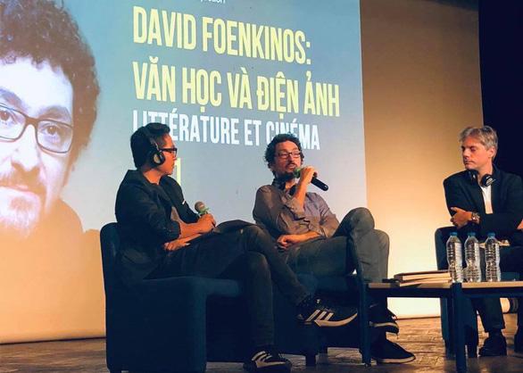 David Foenkinos: Tôi là một người trầm cảm...vui tính - Ảnh 5.