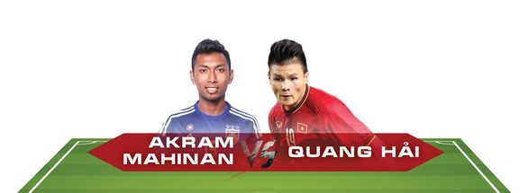 5 cặp cầu thủ đối đầu ở trận Việt Nam - Malaysia tối nay 16-11 - Ảnh 6.