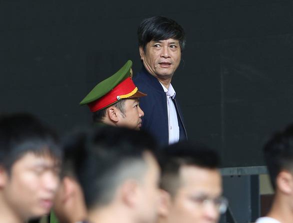Cựu tướng Nguyễn Thanh Hóa kiến nghị không cung cấp tình tiết giảm nhẹ - Ảnh 1.