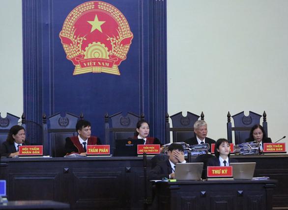 Cựu tướng Nguyễn Thanh Hóa kiến nghị không cung cấp tình tiết giảm nhẹ - Ảnh 2.