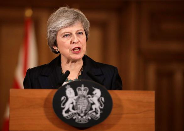 Thủ tướng Anh: Sẽ không trưng cầu lần 2 về Brexit - Ảnh 1.