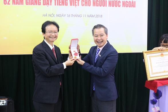 Hơn 10.000 người nước ngoài học tiếng Việt và văn hóa Việt Nam - Ảnh 1.
