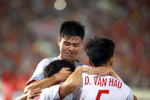 HLV Steve Darby: 'Việt Nam sẽ thắng nếu ghi bàn trước' - Ảnh 1.