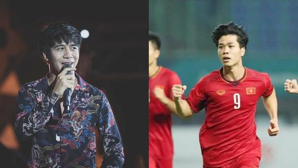 Công Phượng giống ca sĩ Thái Lan, Che Mat gợi nhớ đội bóng Thiếu Lâm - Ảnh 1.