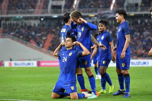 Thảm bại trước Thái Lan, Indonesia rơi vào 'cửa tử' - Ảnh 1.