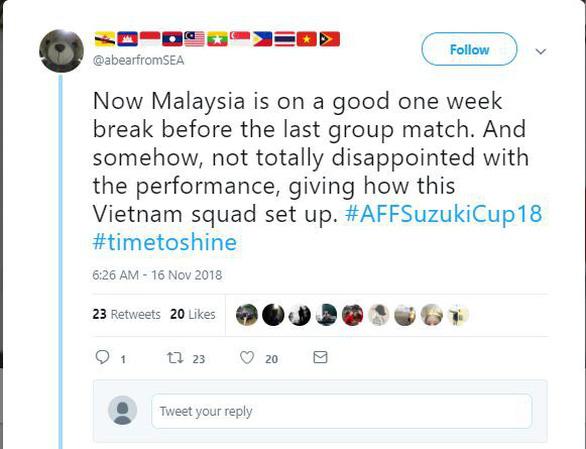 Cổ động viên Malaysia giận dữ vì thất bại của đội nhà - Ảnh 6.