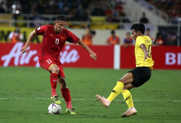 Chấm điểm trận Việt Nam – Malaysia: Anh Đức, Công Phượng xuất sắc nhất - Ảnh 2.