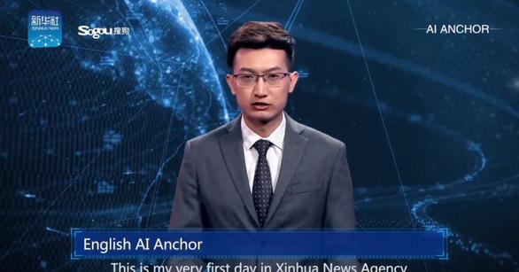 Nhiều chuyên gia nghi ngờ người dẫn chương trình nhân tạo của Trung Quốc - Ảnh 1.