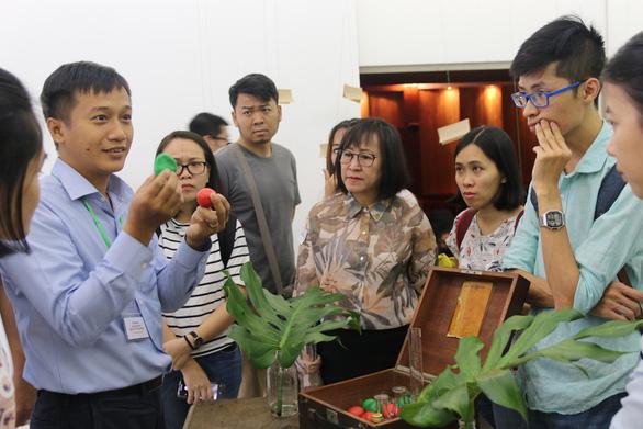 Hình ảnh trường mẫu giáo theo hướng canh tân đầu tiên ở Việt Nam - Ảnh 3.