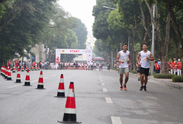 Giải chạy Kizuna Ekiden: Ngày hội thể thao vui vẻ - Ảnh 42.