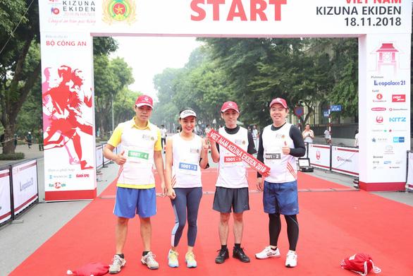 Giải chạy Kizuna Ekiden: Ngày hội thể thao vui vẻ - Ảnh 46.