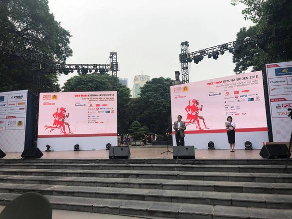 Giải chạy Kizuna Ekiden: Ngày hội thể thao vui vẻ - Ảnh 34.