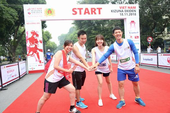 Giải chạy Kizuna Ekiden: Ngày hội thể thao vui vẻ - Ảnh 47.