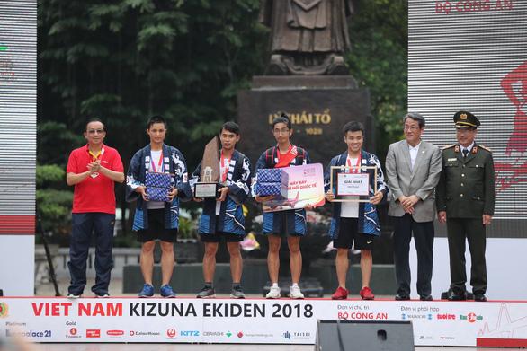 Giải chạy Kizuna Ekiden: Ngày hội thể thao vui vẻ - Ảnh 7.