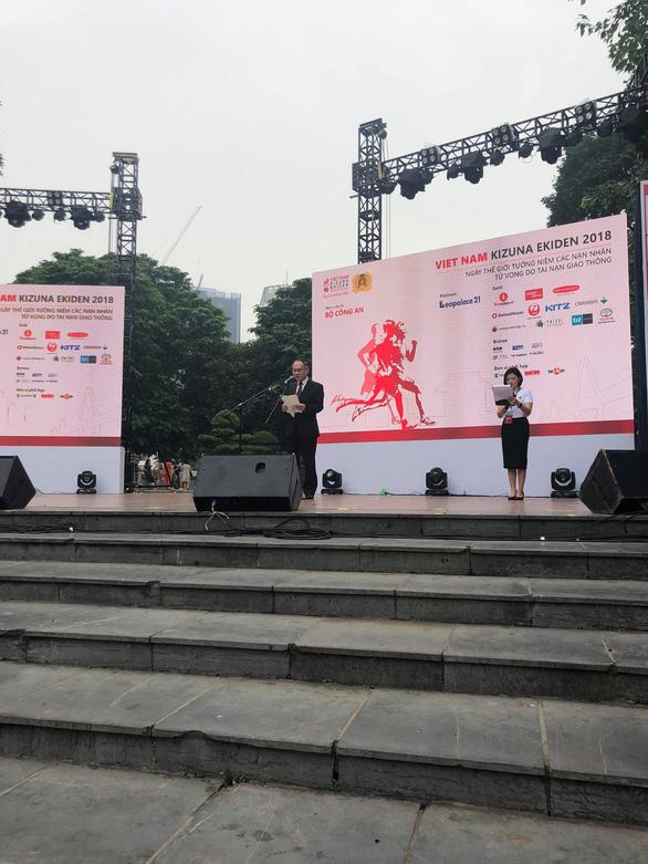 Giải chạy Kizuna Ekiden: Ngày hội thể thao vui vẻ - Ảnh 35.