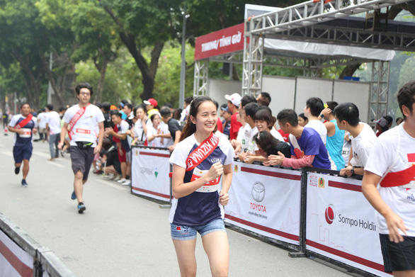 Giải chạy Kizuna Ekiden: Ngày hội thể thao vui vẻ - Ảnh 19.