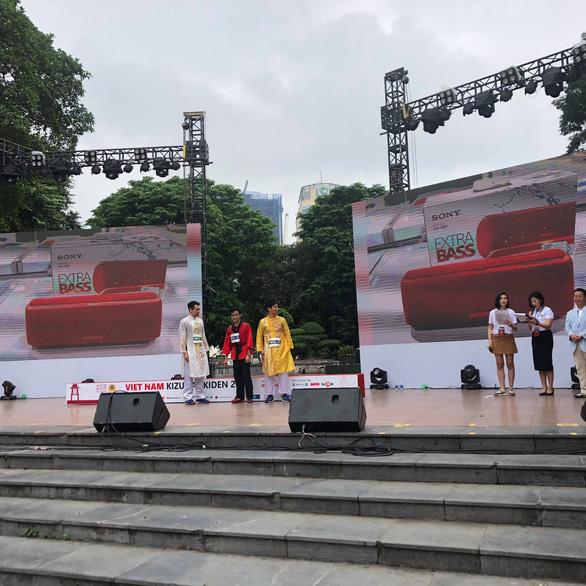 Giải chạy Kizuna Ekiden: Ngày hội thể thao vui vẻ - Ảnh 3.