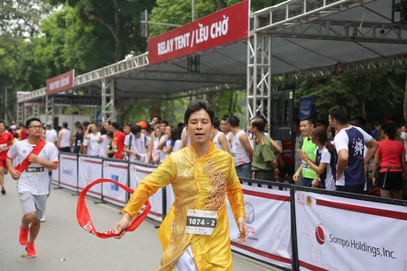 Giải chạy Kizuna Ekiden: Ngày hội thể thao vui vẻ - Ảnh 23.