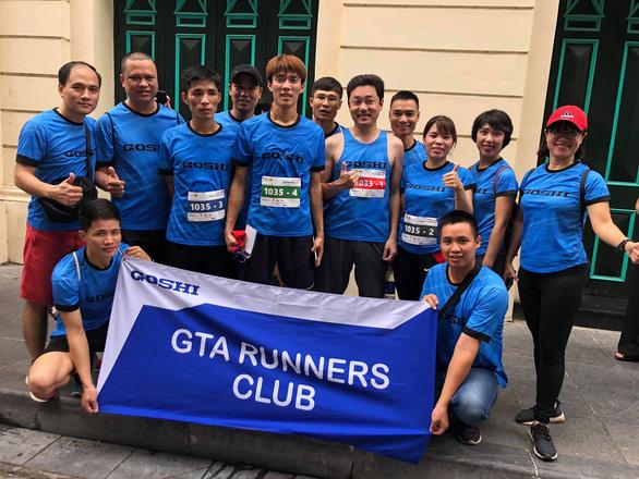 Giải chạy Kizuna Ekiden: Ngày hội thể thao vui vẻ - Ảnh 15.