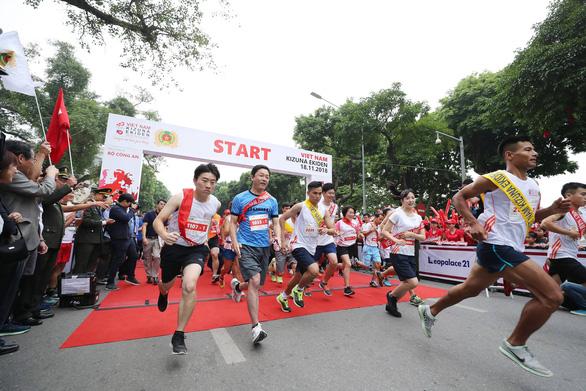 Giải chạy Kizuna Ekiden: Ngày hội thể thao vui vẻ - Ảnh 29.