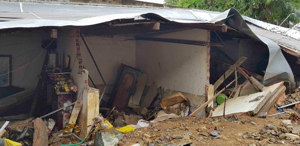 Sạt lở đất ở Nha Trang làm 13 người chết và mất tích - Ảnh 7.