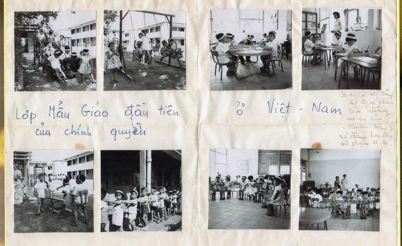 Hình ảnh trường mẫu giáo theo hướng canh tân đầu tiên ở Việt Nam - Ảnh 1.