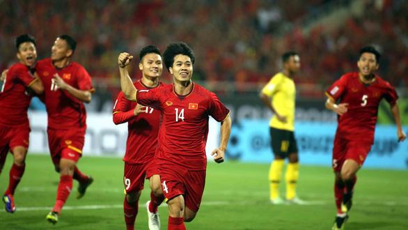 10 năm, Việt Nam vào chung kết AFF Cup một lần - Ảnh 1.