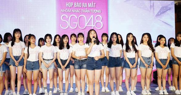 Việt Nam ra mắt nhóm nhạc triệu đô SG048 - Ảnh 2.