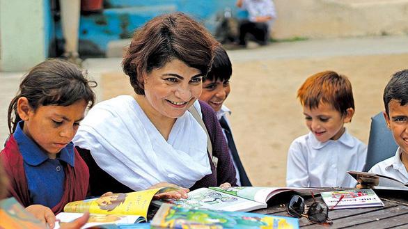 Ngôi trường của những trẻ bị lạm dụng tình dục ở Pakistan - Ảnh 1.